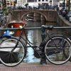 自転車専用道路や自転車専用レーンが整備されたオランダは自転車王国